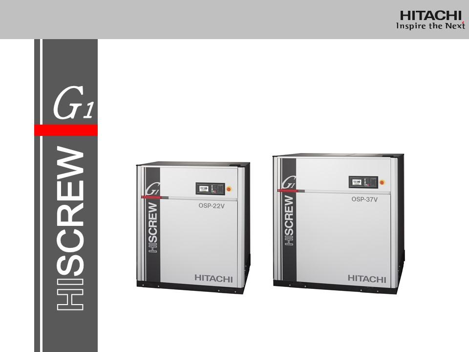 HISCREW Gシリーズ [22/37kW Class]